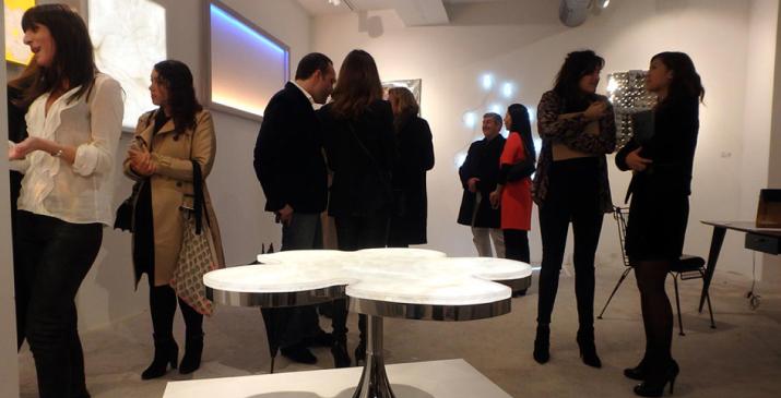 galerie 208 exhibition. Black Bedroom Furniture Sets. Home Design Ideas
