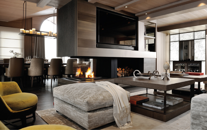 atelier alain ellouz takes you to the top of the slopes. Black Bedroom Furniture Sets. Home Design Ideas