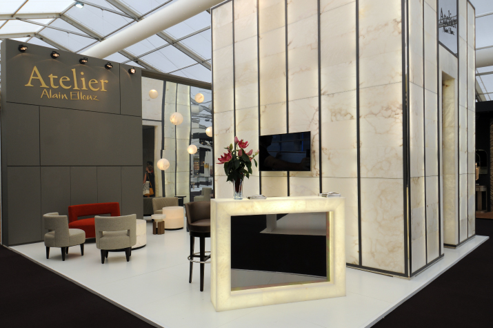 alain ellouz in london decorex 2016. Black Bedroom Furniture Sets. Home Design Ideas