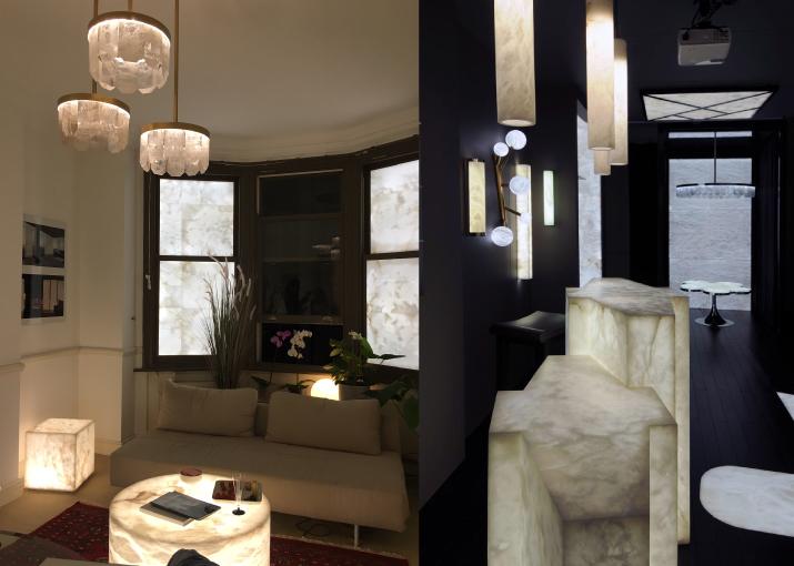 atelier alain ellouz showrooms. Black Bedroom Furniture Sets. Home Design Ideas