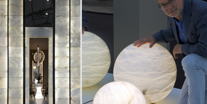 atelier alain ellouz at the london design festival. Black Bedroom Furniture Sets. Home Design Ideas